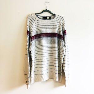 Timberland men's sweater wool Cotten blend